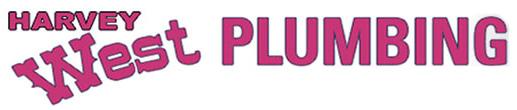Harvey West Plumbing Logo