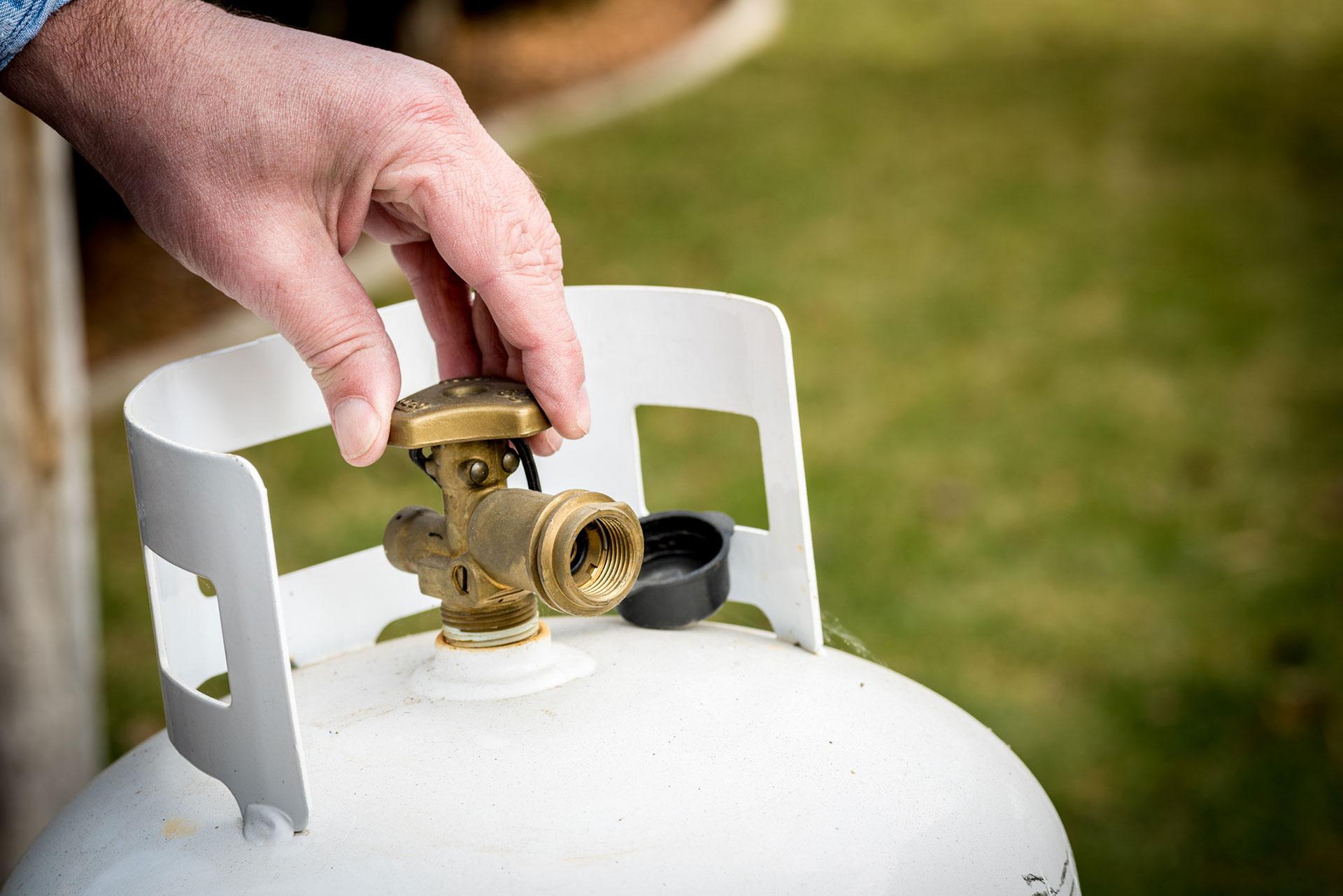 gas leak repair Plano, TX